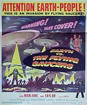 Earth vs. the Flying Saucers 400x478