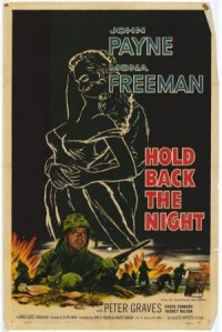 Hold Back the Night poster