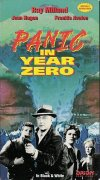 Panic in Year Zero! Cover