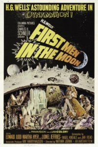 First Men in the Moon poster