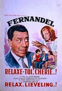 Relaxe-toi chérie poster