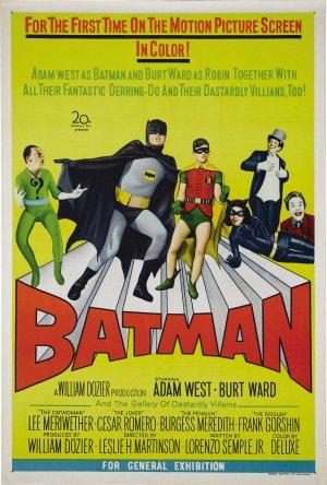 Batman: The Movie 2197x3250