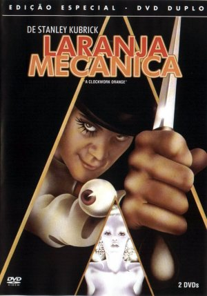 A Clockwork Orange Dvd cover