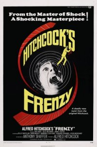 Alfred Hitchcock's Frenzy poster
