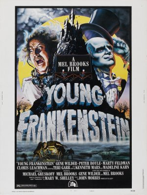 Young Frankenstein 2162x2879