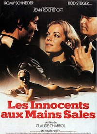 Les innocents aux mains sales poster