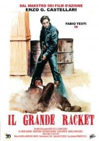 The Big Racket poster