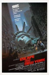 1997: Rescate en Nueva York poster