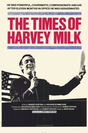 The Times of Harvey Milk 580x880