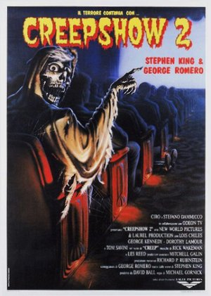 Creepshow 2 Theatrical poster