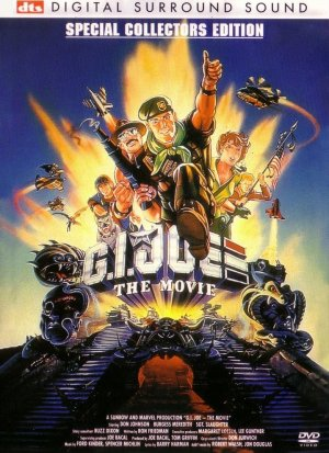 G.I. Joe: The Movie 719x991