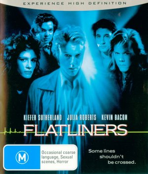 Flatliners Blu-ray cover
