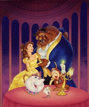 Beauty and the Beast 2180x2628
