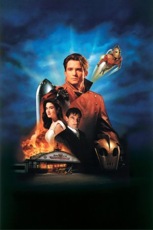 The Rocketeer Key art