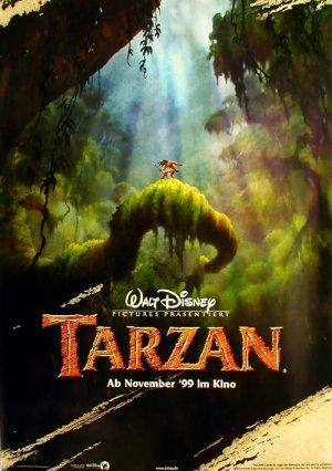 Tarzan 500x710