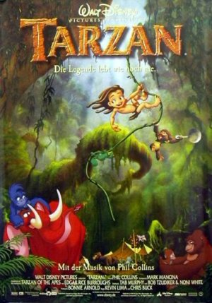 Tarzan 385x550