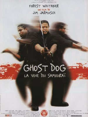 Ghost Dog: The Way of the Samurai 1251x1674