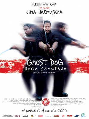 Ghost Dog: The Way of the Samurai 2542x3379