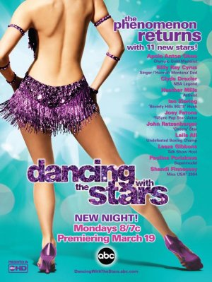 Dancing with the Stars 591x787