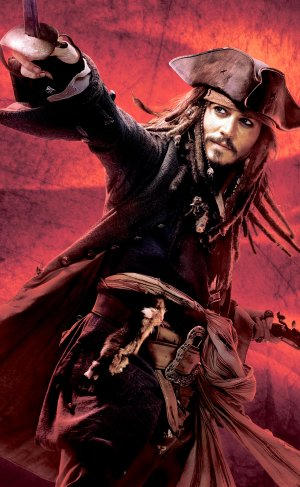 Pirates of the Caribbean: At World's End 3083x5000