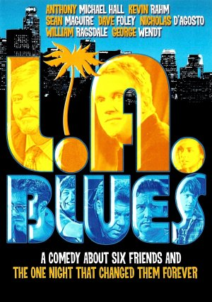 LA Blues Dvd cover