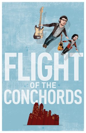 Flight of the Conchords 792x1224