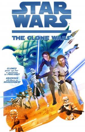 Star Wars: The Clone Wars 3235x5000