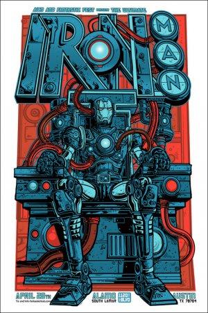 Iron Man 507x760