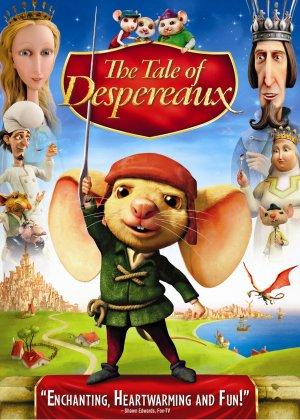 The Tale of Despereaux 1307x1828