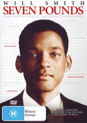 Seven Pounds Cover