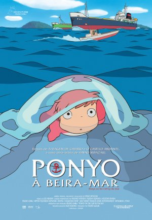 Ponyo: Das grosse Abenteuer am Meer 1229x1772