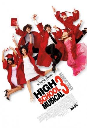 High School Musical 3: Senior Year 548x800