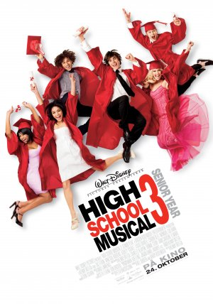 High School Musical 3: Senior Year 3492x4980