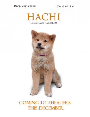Hachi: A Dog's Tale 433x563