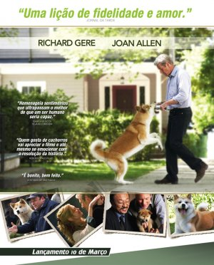 Hachi: A Dog's Tale 757x939