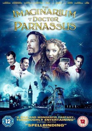 The Imaginarium of Doctor Parnassus 2362x3369
