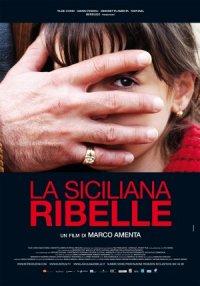 La siciliana ribelle poster