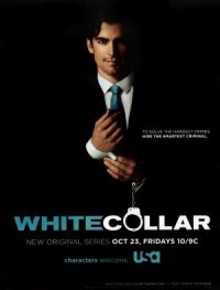 White Collar - Fascino criminale poster