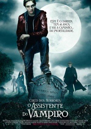 Cirque du Freak: The Vampire's Assistant 610x866