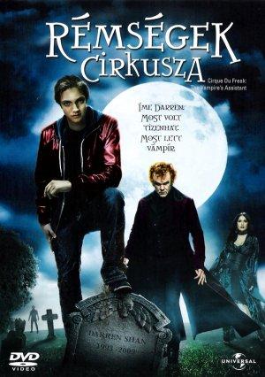 Cirque du Freak: The Vampire's Assistant 700x993