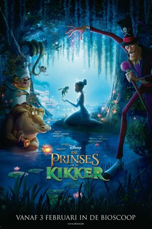 The Princess and the Frog 688x1032