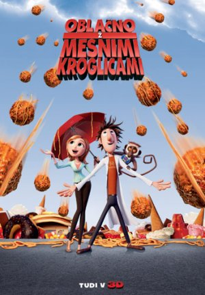 Cloudy with a Chance of Meatballs 348x500