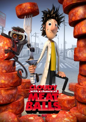 Cloudy with a Chance of Meatballs 2480x3508