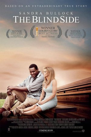 The Blind Side 634x950