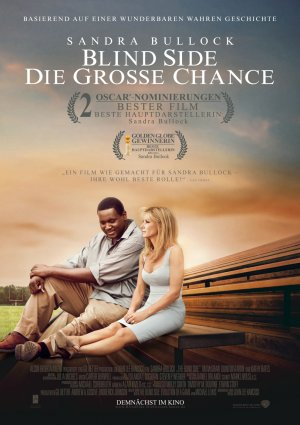 The Blind Side 989x1400