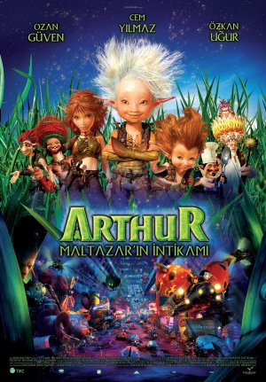 Arthur et la vengeance de Maltazard 1654x2376