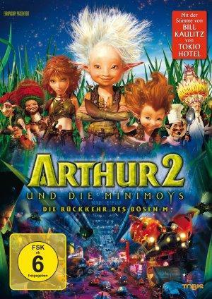 Arthur et la vengeance de Maltazard 1530x2162
