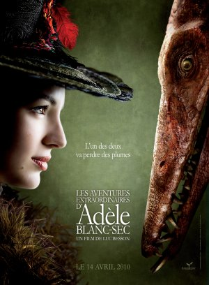 Adèle und das Geheimnis des Pharaos 3284x4469