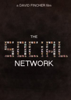 The Social Network 500x707