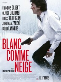 Blanc comme neige poster